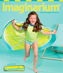 Ofertas de Imaginarium  en el folleto de Madrid