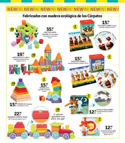 Ofertas de Scalextric  en el folleto de Imaginarium en León