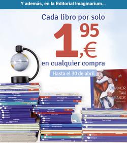 Ofertas de Libros infantiles  en el folleto de Imaginarium en Madrid