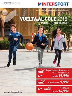 Ofertas de Intersport  en el folleto de Madrid