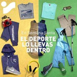 Ofertas de Deporte  en el folleto de Intersport en Pamplona