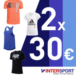 Ofertas de Intersport  en el folleto de Getafe