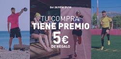 Cupón Intersport en Eibar ( 10 días más )