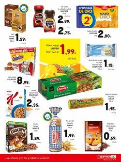 Ofertas de Cola Cao  en el folleto de SPAR Lanzarote en Las Palmas de Gran Canaria