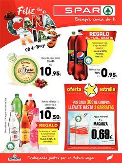 Ofertas de SPAR Lanzarote  en el folleto de Santa Lucía de Tirajana