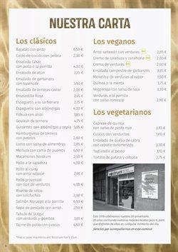 Ofertas de Nostrum  en el folleto de Alcalá de Henares