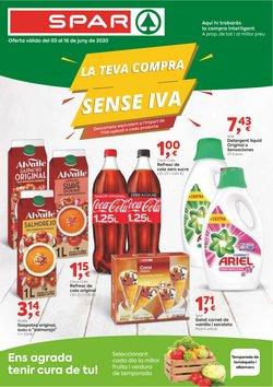 Catálogo SPAR en Guissona ( Publicado hoy )