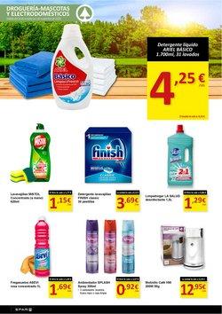 Ofertas de Limpieza lavavajillas en SPAR