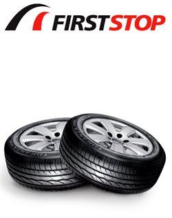 Ofertas de Neumáticos  en el folleto de First Stop en Madrid