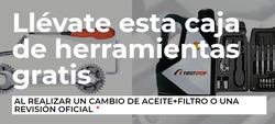 Ofertas de First Stop  en el folleto de Sevilla