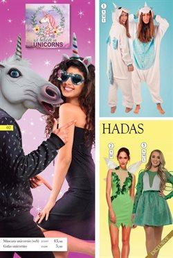 Ofertas de Máscaras  en el folleto de Party Fiesta en Madrid