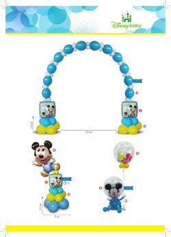 Ofertas de Mickey Mouse  en el folleto de Party Fiesta en Madrid
