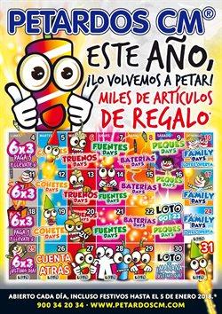 Ofertas de Ocio  en el folleto de Petardos CM en Madrid