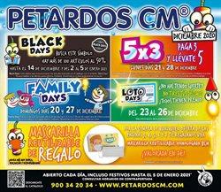 Ofertas de Petardos CM en el catálogo de Petardos CM ( Caducado)