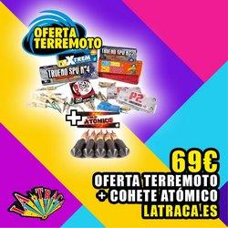 Ofertas de Ocio en el catálogo de La Traca ( 5 días más)