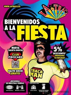 Ofertas de Ocio en el catálogo de La Traca ( Más de un mes)