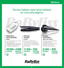 Ofertas de Depiladora femenina  en el folleto de BP España en Madrid