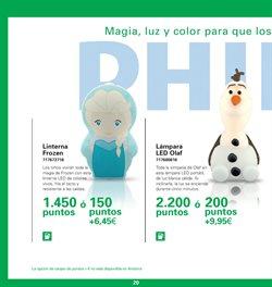 Ofertas de Linterna  en el folleto de BP España en Cartagena