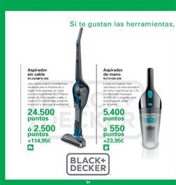 Ofertas de Black & Decker  en el folleto de BP España en Madrid