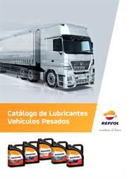 Lubricantes de vehículos pesados