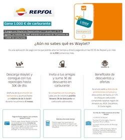 Ofertas de Coches, Motos y Recambios en el catálogo de Repsol en Cehegín ( Caduca hoy )