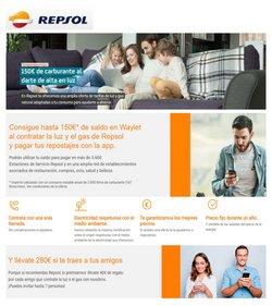 Catálogo Repsol en Alfafar ( Caduca mañana )