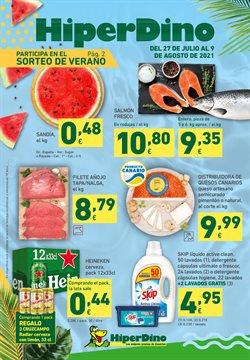 Ofertas de Hiper-Supermercados en el catálogo de HiperDino ( 4 días más)