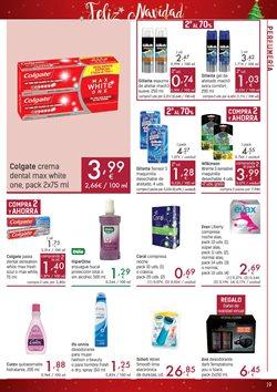 Ofertas de Gillette  en el folleto de HiperDino en La Orotava