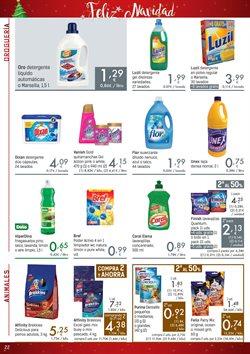 Ofertas de Detergente líquido  en el folleto de HiperDino en La Orotava