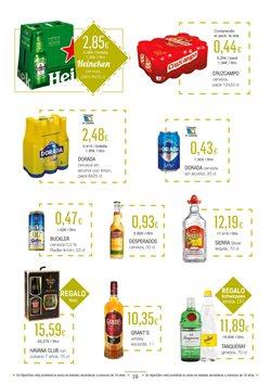 Ofertas de Whisky  en el folleto de HiperDino en La Orotava