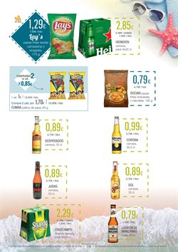 Ofertas de Heineken  en el folleto de HiperDino en La Orotava
