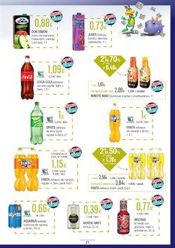 Ofertas de Coca-Cola  en el folleto de HiperDino en Las Palmas de Gran Canaria