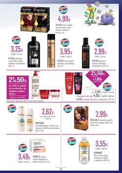 Ofertas de Champú  en el folleto de HiperDino en Las Palmas de Gran Canaria