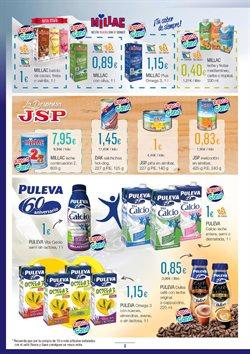 Ofertas de Puleva  en el folleto de HiperDino en La Orotava