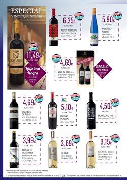 Ofertas de Vino tinto  en el folleto de HiperDino en La Orotava