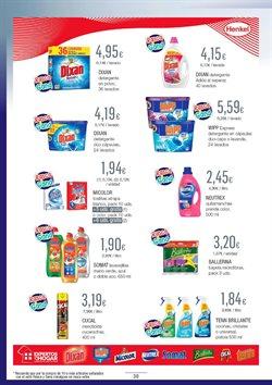 Ofertas de Detergente en cápsulas  en el folleto de HiperDino en Arona