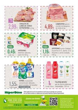 Ofertas de Campofrío  en el folleto de HiperDino en Vecindario