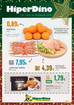 Ofertas de Hiper-Supermercados  en el folleto de HiperDino en Vecindario
