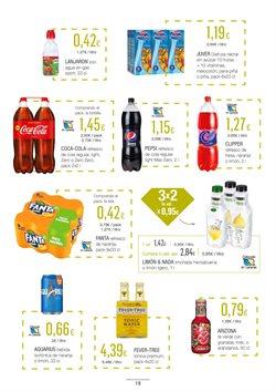 Ofertas de Coca-Cola  en el folleto de HiperDino en Vecindario