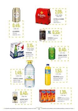 Ofertas de Cerveza con limón  en el folleto de HiperDino en San Cristobal de la Laguna (Tenerife)