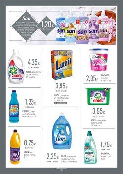 Ofertas de Lejía  en el folleto de HiperDino en Telde