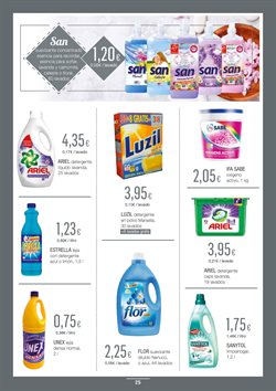 Ofertas de Ariel  en el folleto de HiperDino en Santa Cruz de Tenerife