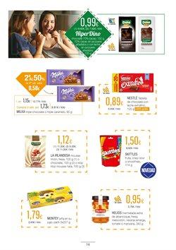 Ofertas de Milka  en el folleto de HiperDino en Vecindario