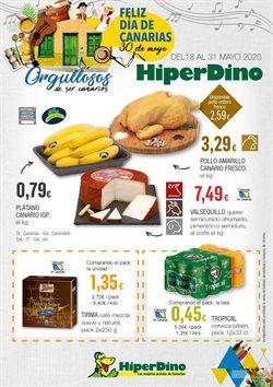 Catálogo HiperDino en Las Palmas de Gran Canaria ( 6 días más )