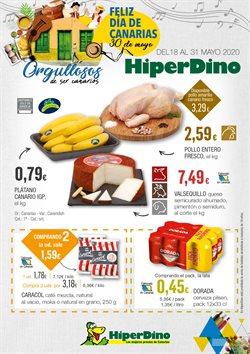 Catálogo HiperDino en San Cristobal de la Laguna (Tenerife) ( 5 días más )