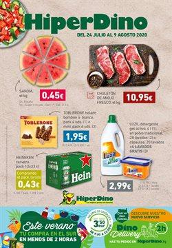 Catálogo HiperDino en Telde ( 2 días más )
