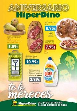 Catálogo HiperDino en Telde ( 7 días más )