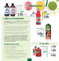 Ofertas de Sopa fría en HiperDino