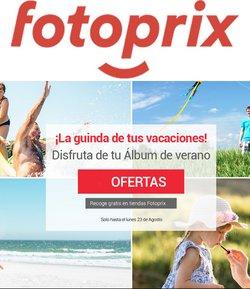Ofertas de Fotoprix en el catálogo de Fotoprix ( Caducado)