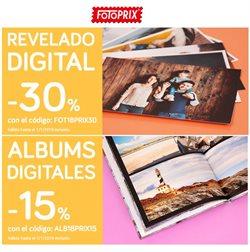 Ofertas de Fotoprix  en el folleto de Dos Hermanas